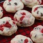 almost cherry garcia cookies