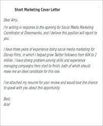 Example Covering Letters 7 8 Short And Sweet Cover Letters Oriellions Com