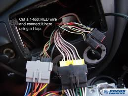 how to aftermarket radio wiring with stock svt sub and amp ford focus forum ford focus st forum ford focus rs forum