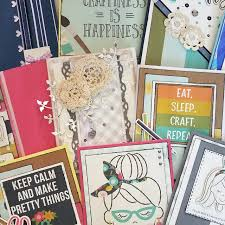 how to make girly things out of paper erin reed makes 10 crafty and girly card ideas using june love from