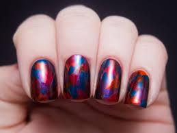 Red Nail Arts   Arts