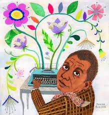 Janna Morton Illustration — My James Baldwin illustration is LIVE now on  the...