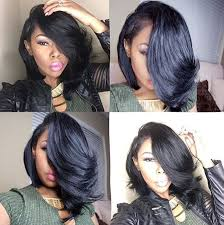 also 25 Short Bob Hairstyles for Black Women   Bob Hairstyles 2017 furthermore 50 Most Captivating African American Short Hairstyles and Haircuts as well layered bob hairstyles for black women 2 further Layered Bob Haircuts   HairJos besides 20  Black Women Bob Hairstyles   Bob Hairstyles 2017   Short further Best 20  Layered bob hairstyles for black women ideas on Pinterest besides Best 10  Black layered bob hairstyles ideas on Pinterest   Women's additionally african american bob hairstyles with weaveAfrican American moreover Layered Bob Hairstyles For Black Hair Short Layered Bob Hairstyles additionally 72 best Bob Hairstyles for Black Women images on Pinterest. on pictures of black layered bob haircuts