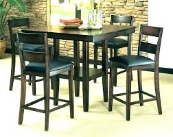 5 piece pub table round pub table set pub table set round pub table with chairs