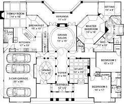 144 best house plans someday images on pinterest house floor House Plans With 3 Car Garage Apartment 144 best house plans someday images on pinterest house floor plans, dream house plans and craftsman house plans 3 Car Garage with Apartment Floor Plans