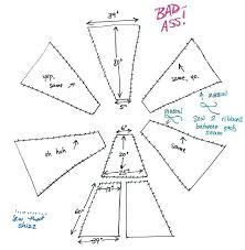 Teepee Pattern Custom DIY Teepee Pattern This Is The One But I'm Going To Redo The