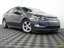 2012 Chevrolet Volt Hatchback in Cyber Gray Metallic - 109609 ...