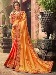 Best Saree Design For Wedding Top Trends Of Wedding Saree Design 2019 Types To Choose