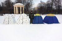 <b>Зимняя палатка</b>-<b>куб</b> — какая лучше