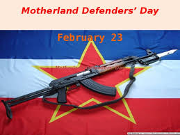 essay motherland defenders day