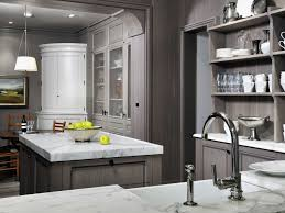 Grey Blue Kitchen Cabinets Kitchen 16 Modern Grey Kitchen Cabinets To Inspire You Gray