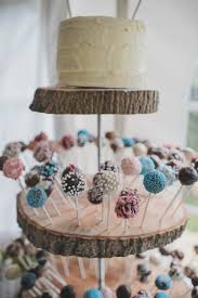 Wedding Day Cake Pops Mywedding