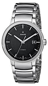 amazon com rado men s r30939163 swiss automatic watch rado watches rado men s r30939163 swiss automatic watch