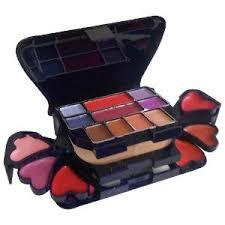 ads colour series make up kit 8 eyeshadow 1 powder cake 8 lip colour 2