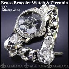 basis pjl rakuten global market watch x2f watch men x2f watch watch men men watch brass chain clip bracelet watch amp zirconia