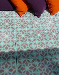 retro vinyl floor tiles