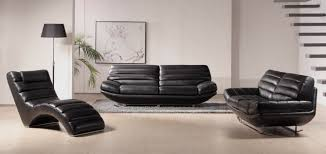 Leather Living Room Chairs Modern Leather Sofa Chair