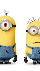 minions from deable me wallpaper