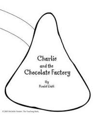 charlie and the chocolate factory writing prompts printable charlie and the chocolate factory novel study book unit