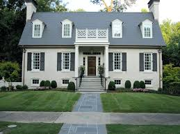 painting a brick house painted brick houses gallery one painted exterior brick painting brick house colors painting a brick house