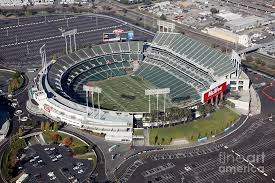Mcafee Coliseum Oakland Athletics Oakland Ca Nfl