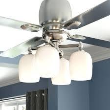 hampton bay led ceiling light 4 fan gazelle kit drum