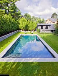 Rectangle pool Inground Pool Simple Rectangle Pool Surrounded By Grass Pinterest Simple Rectangle Pool Surrounded By Grass Pool Pool Designs