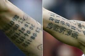 Zlatan Ibrahimovics Incredible Tattoos And What His Amazing Body