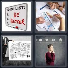 To Do List Charts 4 Pics 1 Word Answer For List Graph Chart Think Heavy Com