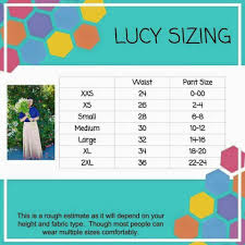 Lucy Sizing Www Facebook Com Groups Lularoewithbridgetburton