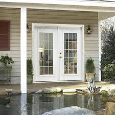 white exterior french doors. Outswing French Doors Grand Exterior Patio . White I