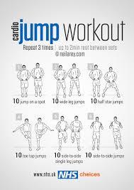 cardio jump workout