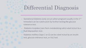 Gestational diabetes case study  nd one Management of Gestational Diabetes Mellitus