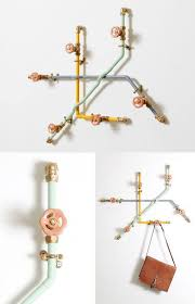 London Underground Coat Rack Adorable Original Perchero Hecho Con Tuberías Ideasoriginales Pinterest