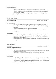 Payroll Skills For Resume - Resume Templates