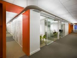 Colorful office space interior design Corporate Office Colorful Office Spaces Interior Design Ideas Colorful Office Spaces Interior Design Ideas