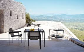knoll outdoor collection