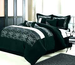 black and white damask comforter set king size bedding bed sheets bl