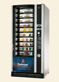 Dallmayr Vending Machine New Automats Products Alois Dallmayr AutomatenService