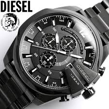 cameron rakuten global market boil diesel diesel watch clock boil diesel diesel watch clock men chronograph kurono brand silver and get out and