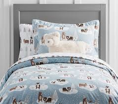 winter duvet covers. Brilliant Winter Winter Bear Flannel Duvet Cover For Covers S
