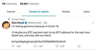 This gotten the attention of bitcoin maximalists and one such btc. Twitter Accounts Of Bill Gates Barack Obama Jeff Bezos Elon Musk Hacked In Bitcoin Scam