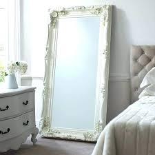 silver floor mirror. Plain Mirror Big Standing Mirror Floor Mirrors Ideas W Free Large  White   Inside Silver Floor Mirror