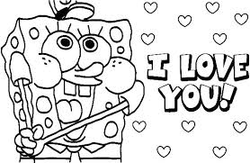 Love Coloring Pages Lucky Coloring Print A Tried True I Love You