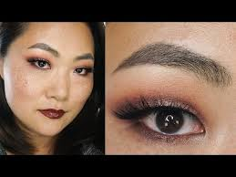 cut crease on asian monolid eyes feat makeup geek eyeshadows i futilitieore you