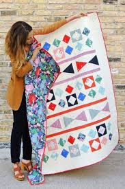 266 best Free quilt patterns images on Pinterest | Free pattern ... & free pattern = Through The Looking Glass quilt at Birch Fabrics (PDF  download) Adamdwight.com