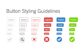 Button Design Best Practices For Buttons The User Experience Of Colours