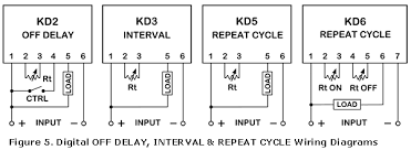 ics time delay module applications and wiring digital series wiring diagrams