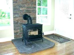 replace gas fireplace with wood replace wood stove with gas fireplace cost to convert