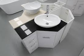 Bunnings Bathroom Vanity Tops Stone Top Corner Vanity Unit Drawers On The Left Or Right
